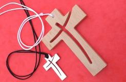 croix en aluminium