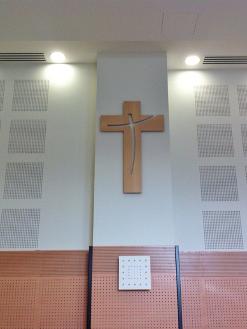 croix, croix en bois, christ en croix, croix en hêtre, croix catholique, croix chrétienne